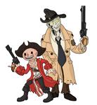 Nick and Hancock