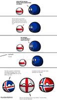 Englandball: Not So Alone!