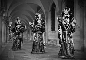 Carnival Triplets by Stilfoto