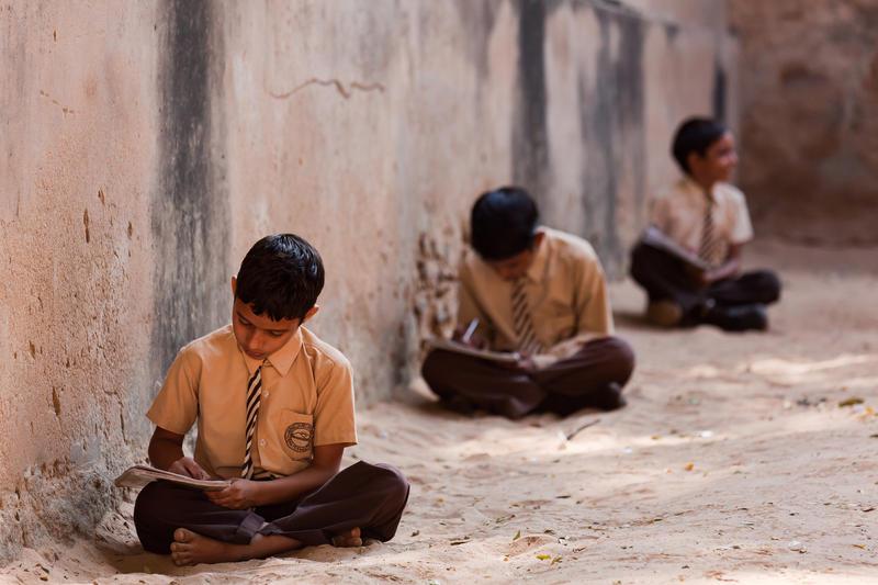 School Boys by Stilfoto