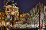 Louvre by Night I