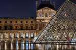 Louvre by Night II