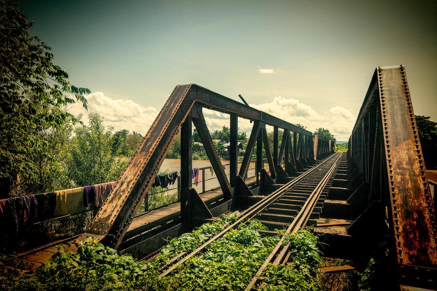 Bridge to Somewhere by Stilfoto