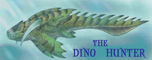 Contest Entry: The Dino Hunter