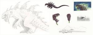 Redesign Contest: Godzilla