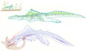 Water Dinos