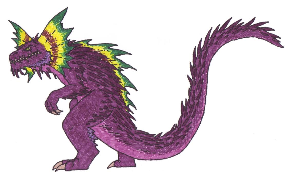 GOTU: Zedus by DinoHunter2