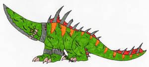 GOTU: Guiron by DinoHunter2