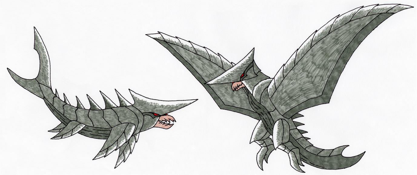 GOTU: Zigra by DinoHunter2