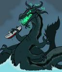 If I were a Kaiju...