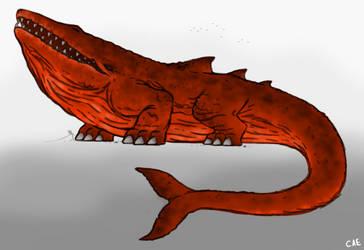 Random Dreamwhale by DinoHunter2
