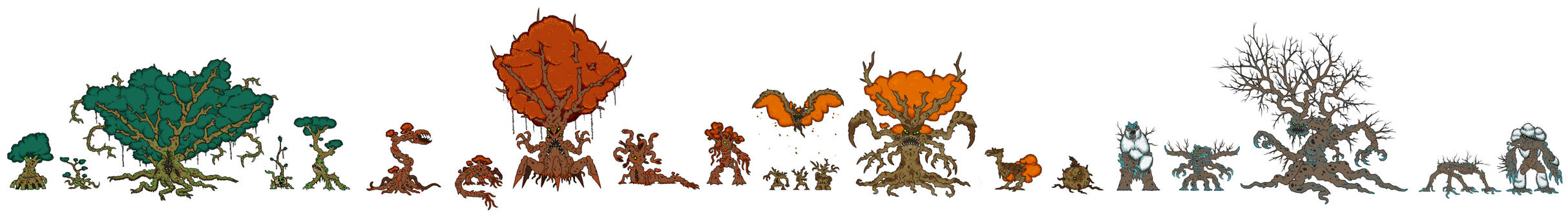 The Uddobero Horde by DinoHunter2