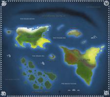 A Savage World by DinoHunter2