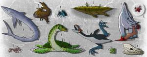 Tarrun: Dangerous Fauna