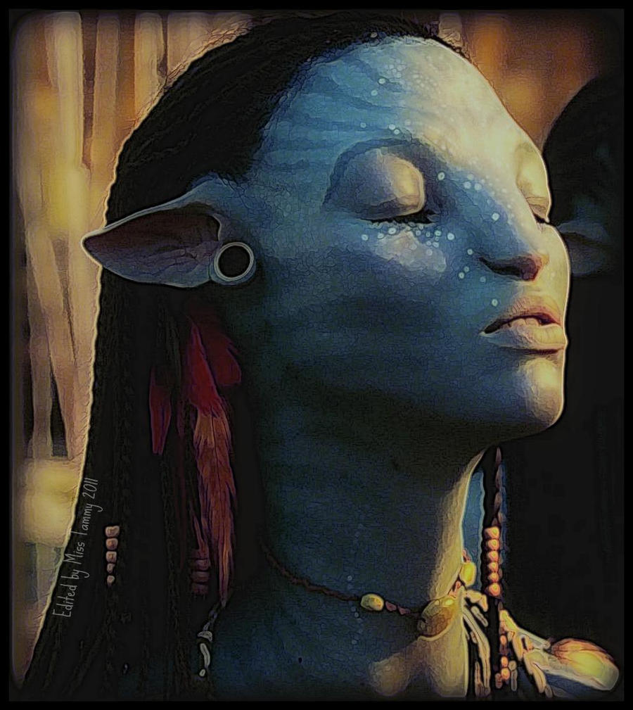 Neytiri Avatar: Na'vi Song To Eywa By RockerMissTammy On DeviantArt