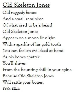 Old Skeleton Jones by Faithanater