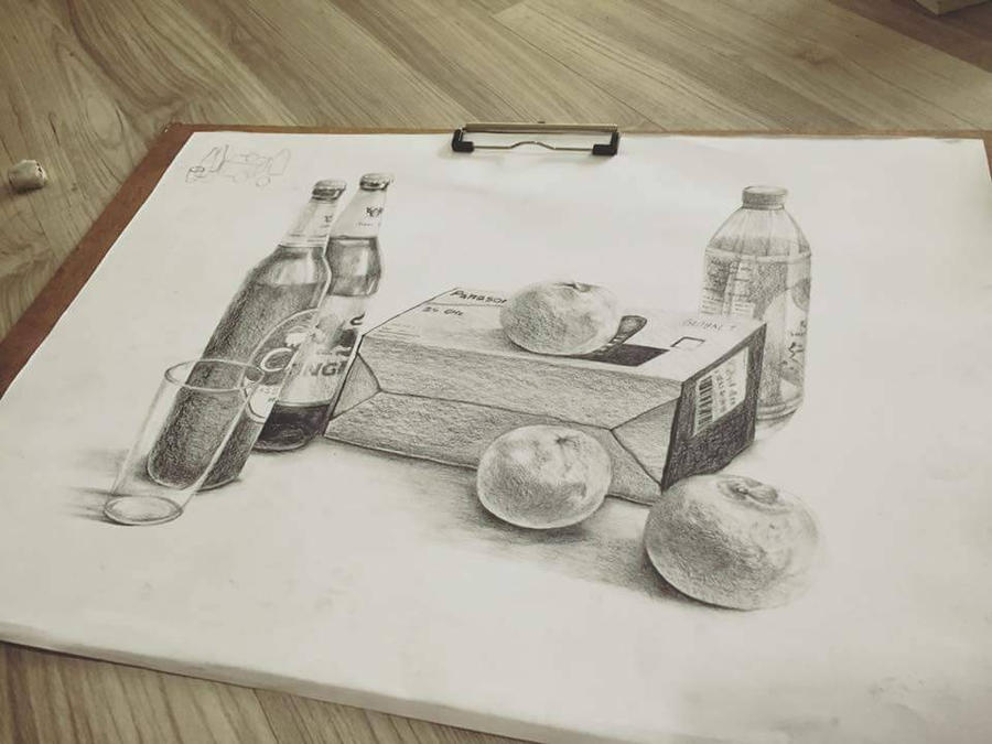 Drawing~ by JTenebiS