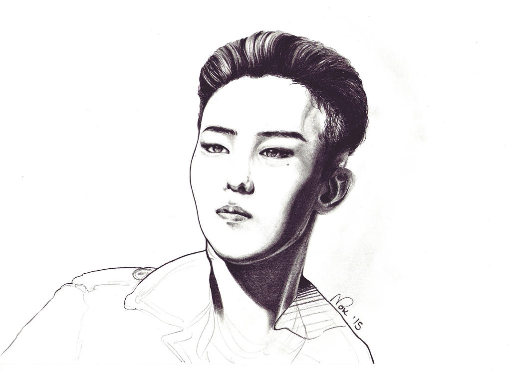 GD doodle by Marghe-chan