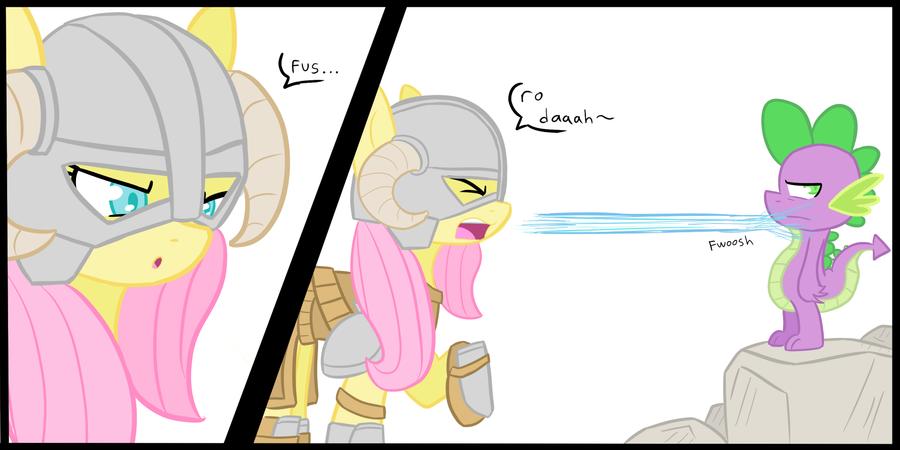 Ponyborn by he4rtofcourage