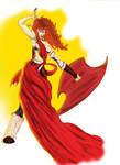 Boudica, Celtic Warrior Queen