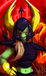 Bad Guy - Lord Dominator by Shadow0Haven