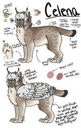 Celena Sphynx Reference by Shadow0Haven