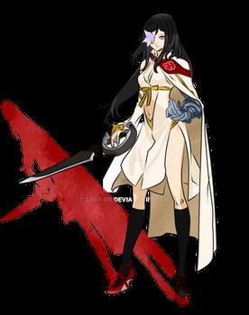 Emi Akari - Comission - Naruto OC
