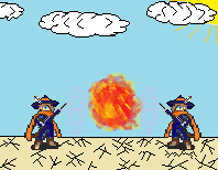Inferno vs. Inferno by DarkNaraX