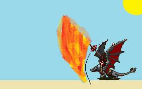Pyro Dragoon by DarkNaraX