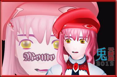 Momo XS3 Vector~ by HakaseDespel