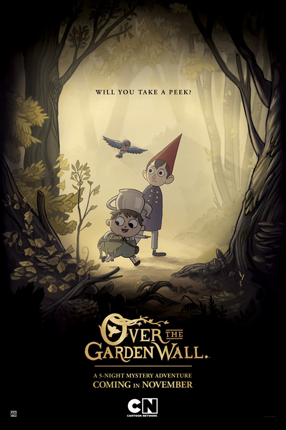 why you should watch over the garden wall this november