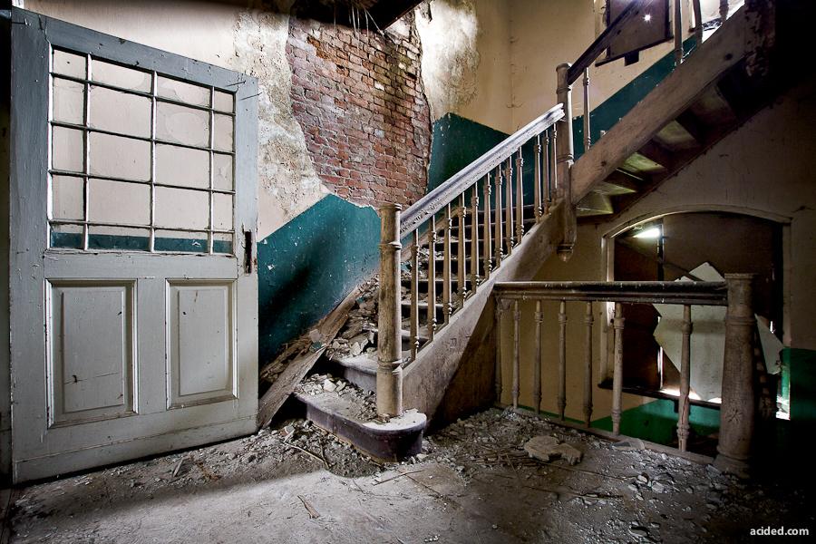 Stairway by acidedcom