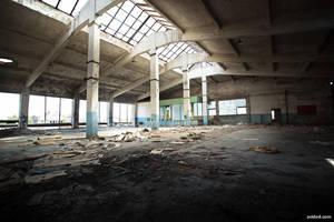 The hall by acidedcom