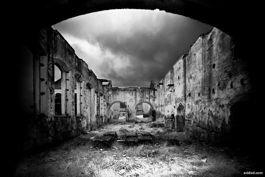 Ruin by acidedcom