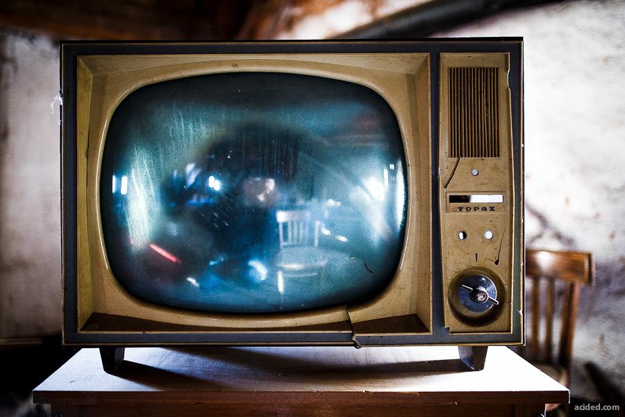 On TV by acidedcom