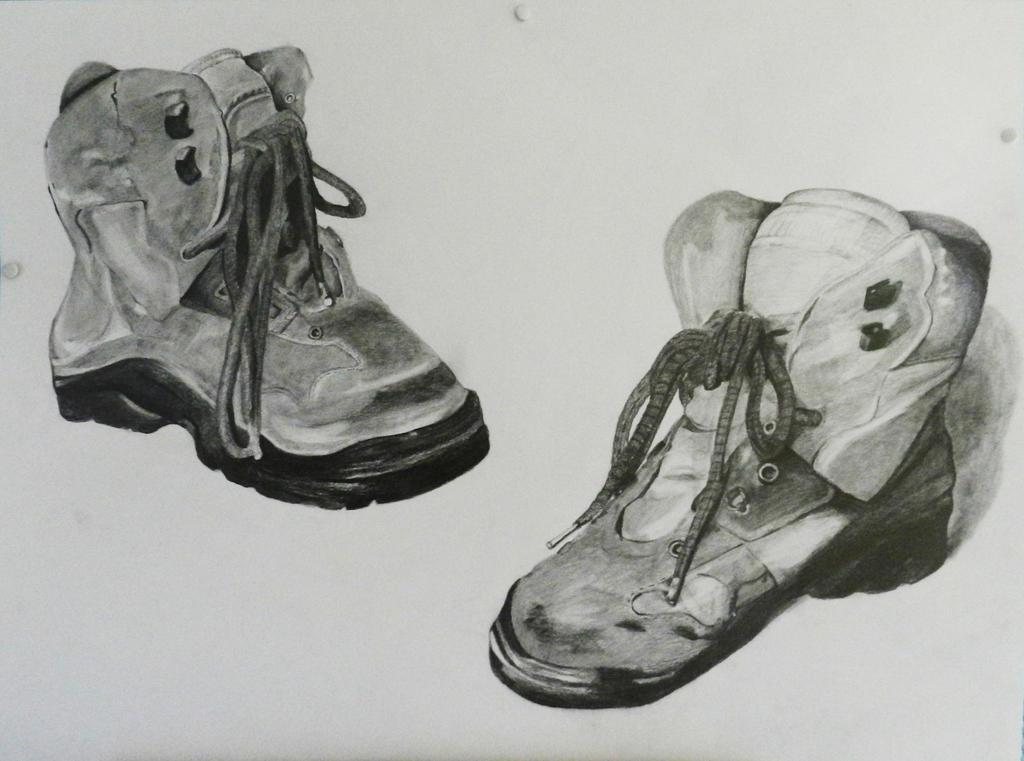 Shoes by ineersky