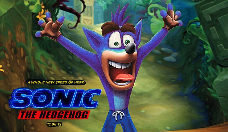 Sonic The Hedgehog Movie Image Leak 2019 New Jpeg By Holyphat1 On Deviantart