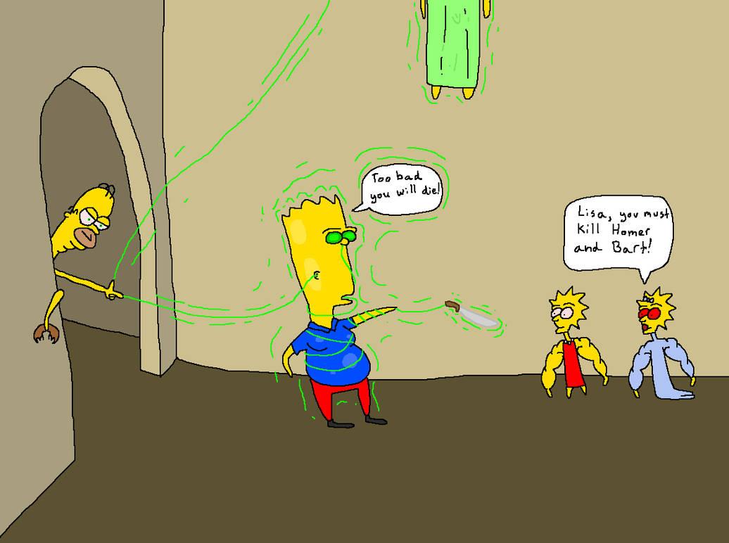 Bart Fucks Lisa Comic the simpsonsholyphat1 on deviantart