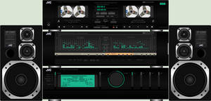 The biggest Winamp skin on earth by ariszlo