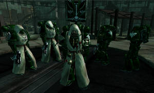 Dark Angels? WTF? -Fallout 3- by thefirewarriors