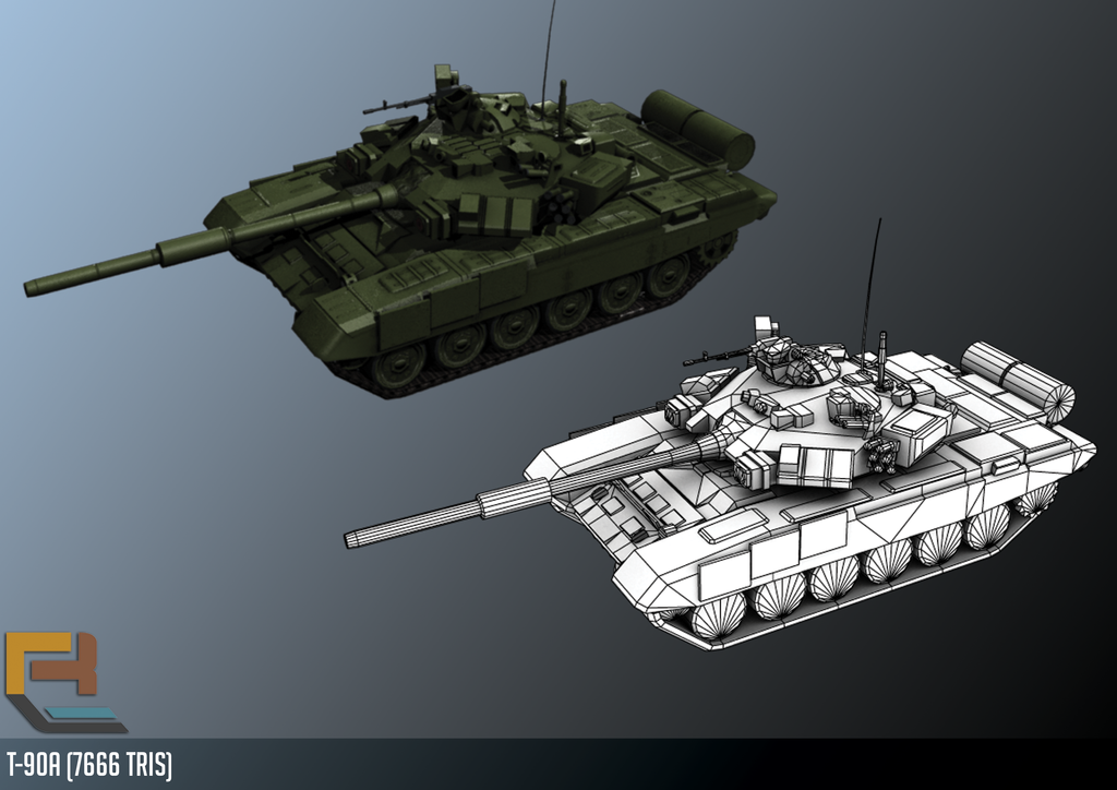T90A by thefirewarriors