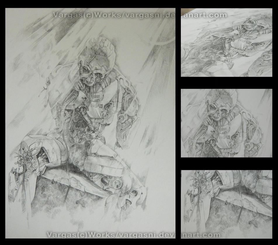 Noah by VargasNi