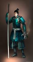 Character desing_ Kaguya
