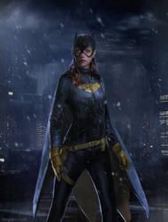 Batgirl by VargasNi