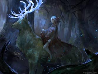 Magic Reindeer