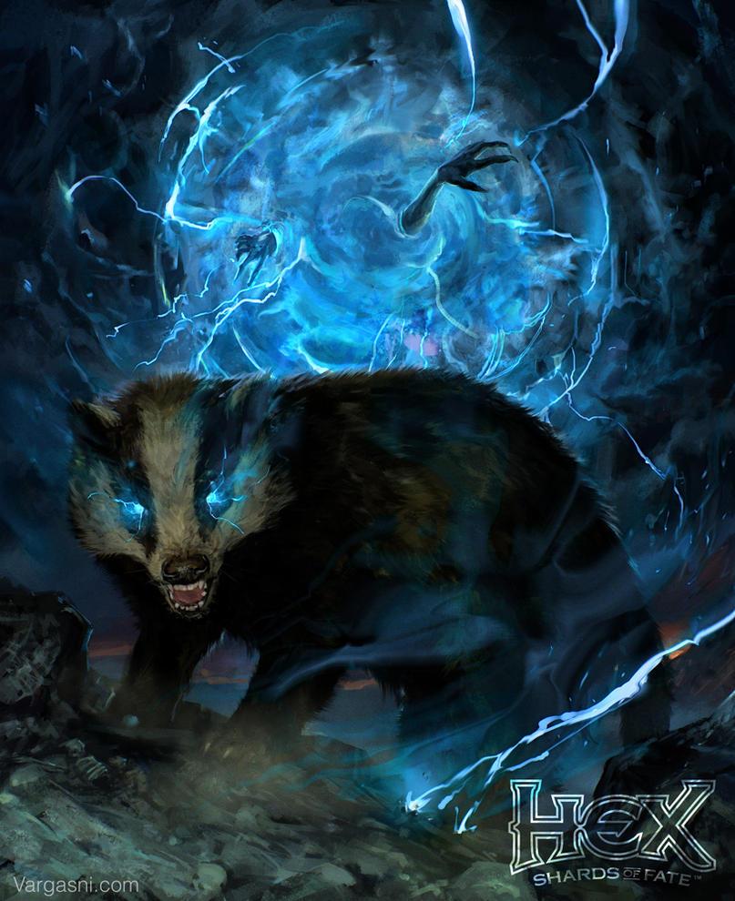 Riftwarp Badger by VargasNi