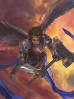 Angel by VargasNi