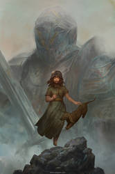 The hero's daughter