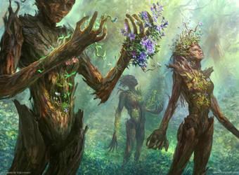 Season of Growth by VargasNi