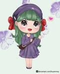 Chibi Green by huyenmay